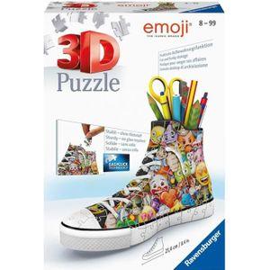 PUZZLE EMOJI Puzzle 3D Sneaker 108 pcs