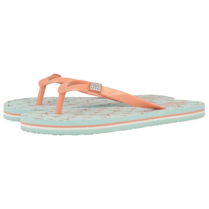 SANDALE - NU-PIEDS GIOSEPPO Sandales de Plage Bleu Enfant Fille