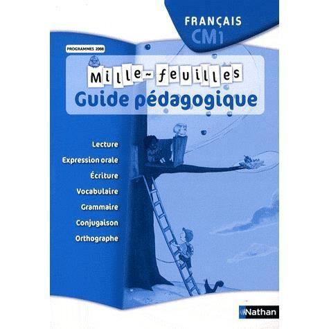 Francais Cm1 Mille Feuilles