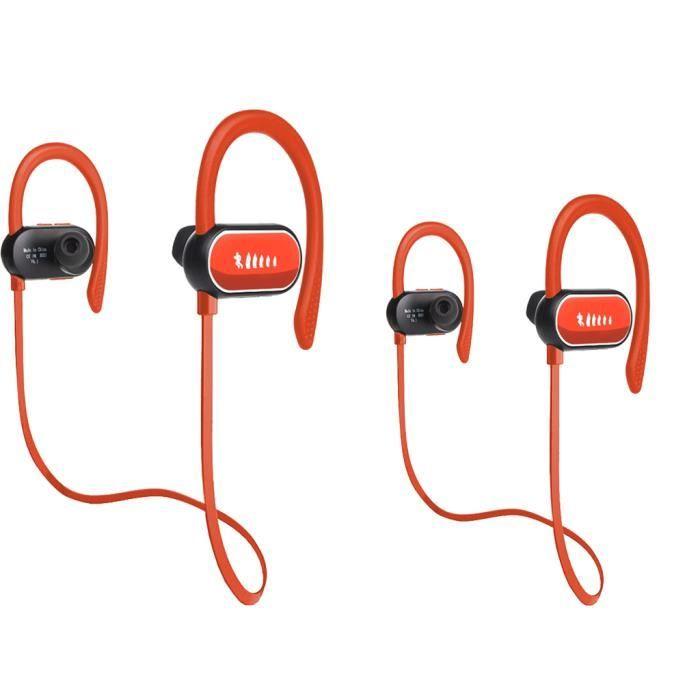 Bluetooth 4.1 Sans Fil Pour Casque Stéréo Sport Écouteurs Intra-auriculaires_de4776