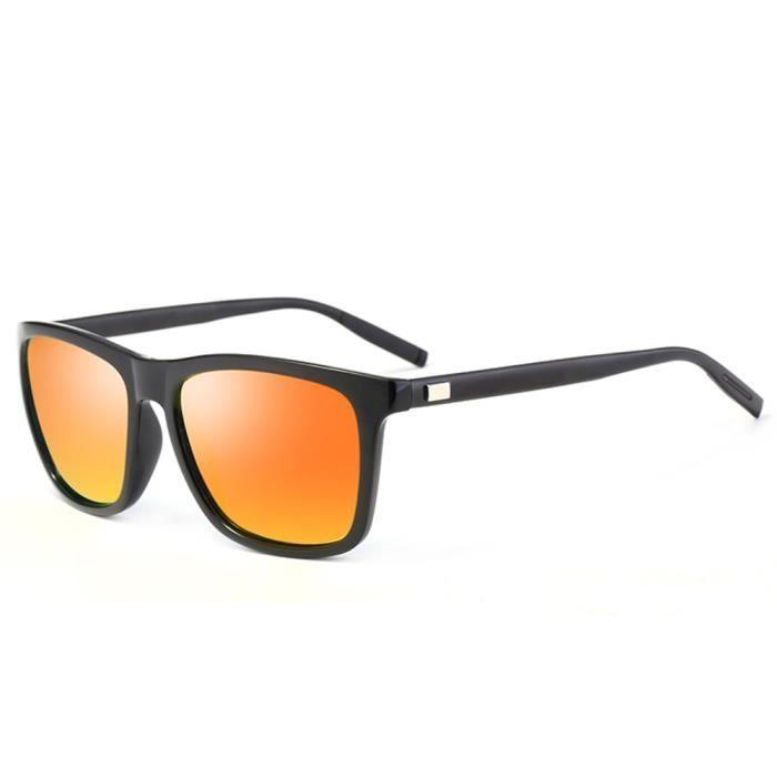Paddle verres Spectron 3 - Lunettes de soleil Translucide Black / Orange Unique rBhKBS