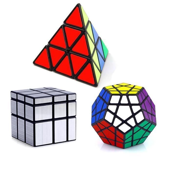 rubiks cube triangle achat vente jeux et jouets pas chers. Black Bedroom Furniture Sets. Home Design Ideas