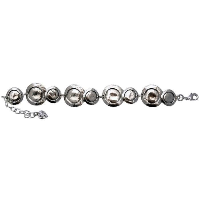 Bracelet manchette large collection DOUBLON