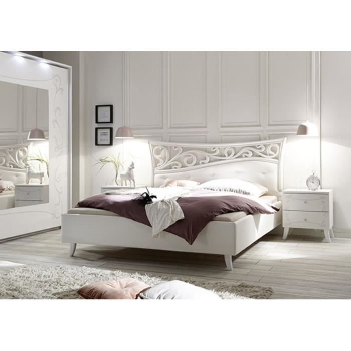 Lit Adulte SALOME 160x200   Chambres Adultes
