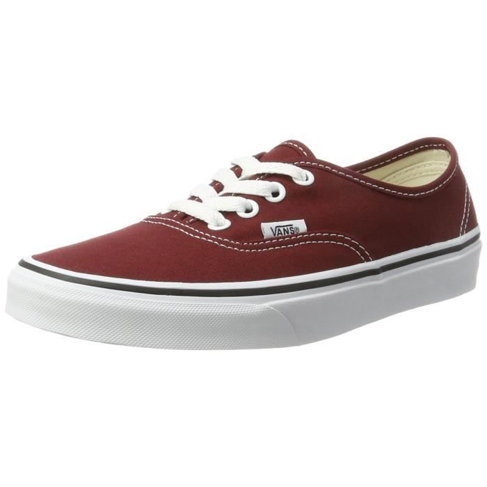 vans taille 38