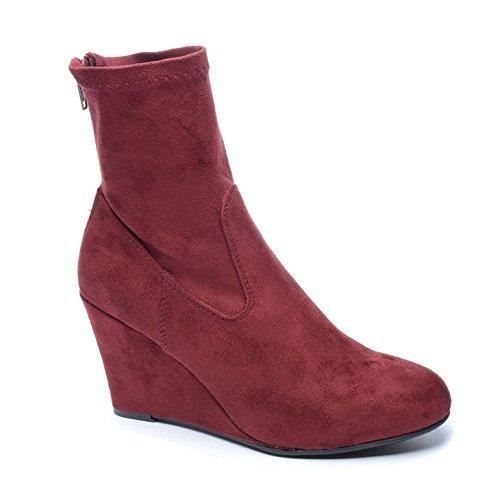 Upscale Wedge Boot X1Q6N Taille-40
