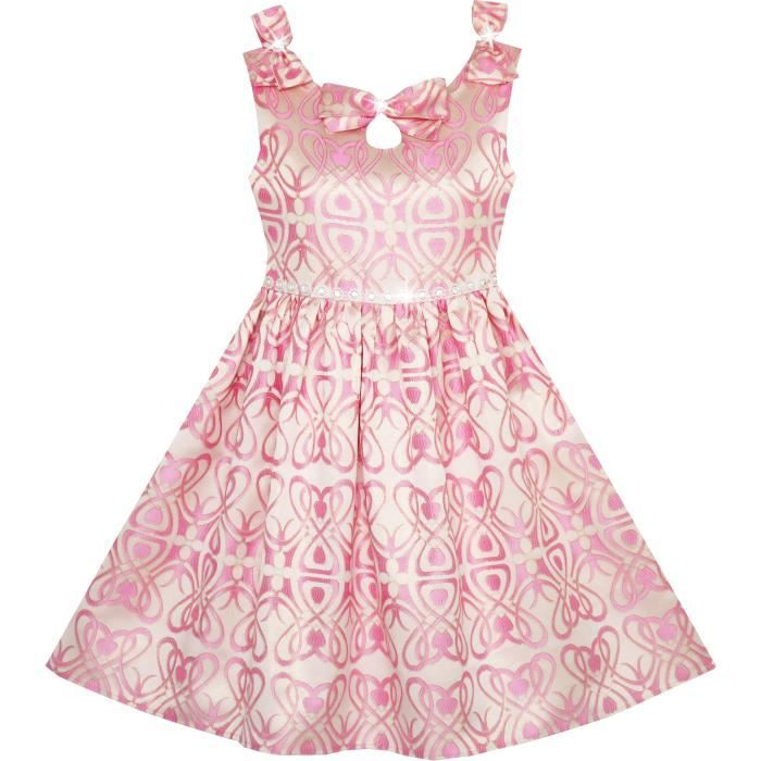 42a18ebed2f Robe fille 6 ans - Achat   Vente pas cher