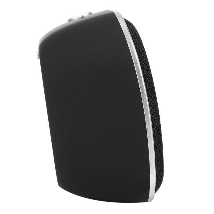 G3 Haut-parleur Portable Bluetooth Avec Audio Hd, Haut-parleurs Stereo Sans Fil Radio Fm, De Meilleures Basses, Pour Tablette