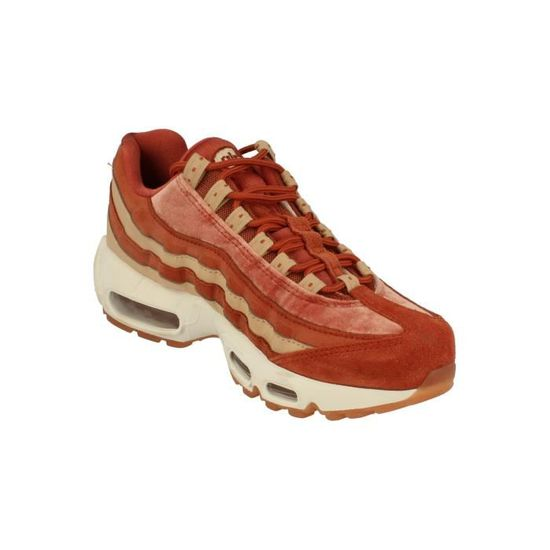 online retailer 28f60 9ac29 Nike Femme Air Max 95 Lx Running Trainers Aa1103 Sneakers Chaussures 201  Multicolore - Achat   Vente basket - Cdiscount