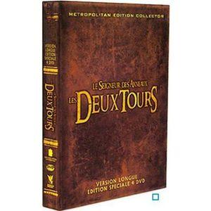 DVD FILM DVD Le seigneur des anneaux 2 : les deux tours