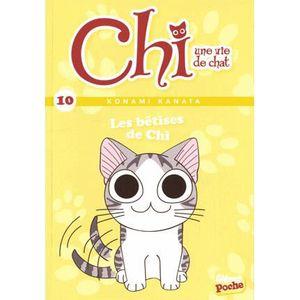 Livre 6-9 ANS Chi, une vie de chat Tome 10