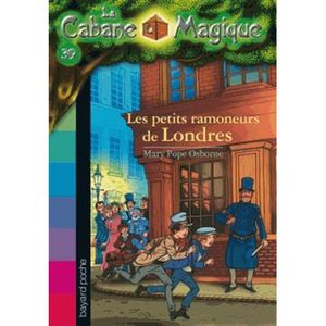 Livre 6-9 ANS La Cabane Magique Tome 39