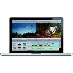 """ORDINATEUR PORTABLE Macbook Pro 15"""" A1286 Intel Core i7 2012"""