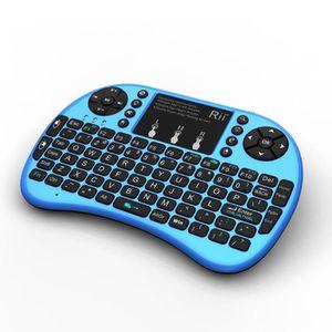 TABLETTE TACTILE Mini i8 clavier sans fil 2.4GHz russe lettres Air