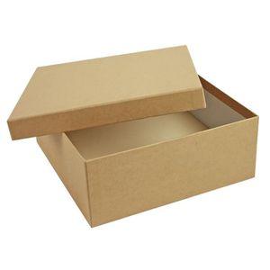 ECRIN - ETUI A BIJOUX Jouailla - Boîte en carton - Beige