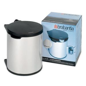poubelle poubelle encastrable achat vente poubelle poubelle encastrable pas cher cdiscount. Black Bedroom Furniture Sets. Home Design Ideas