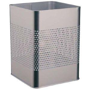 corbeille papier metal achat vente corbeille papier metal pas cher cdiscount. Black Bedroom Furniture Sets. Home Design Ideas