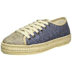 ESPADRILLE Laces Glitter, Women's Espadrilles 3C988K Taille-4