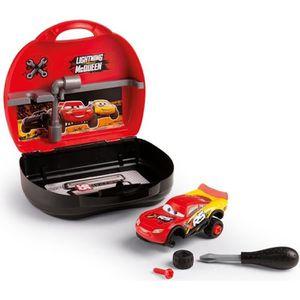BRICOLAGE - ÉTABLI SMOBY Cars XRS Customiz'Box 23 Accessoires