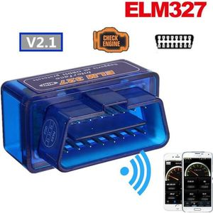Mister Diagnostic® NitroOBD2 CHIP TUNING véhicules ESSENCE