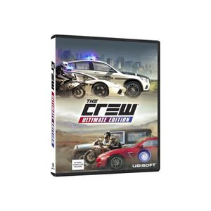 JEU PS4 The Crew Ultimate Edition PlayStation 4 allemand
