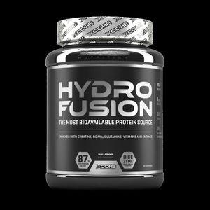 PROTÉINE XCORE - Hydro Fusion SS 900 g - Cookies et crème -