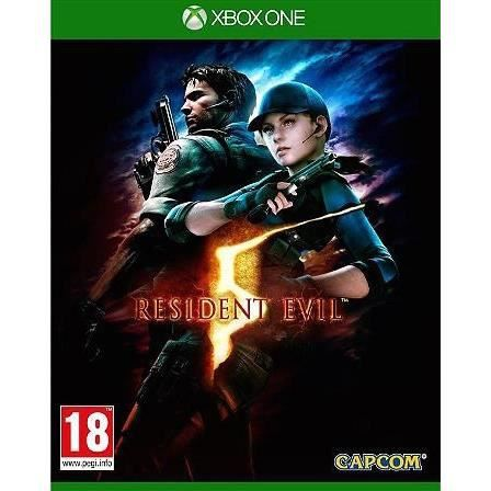 Resident Evil 5 Jeu Xbox One