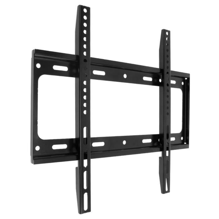 universal support mural tv support fixe tv cran plat. Black Bedroom Furniture Sets. Home Design Ideas