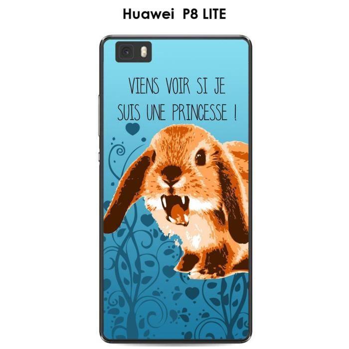 coque huawei p8 lite lapin