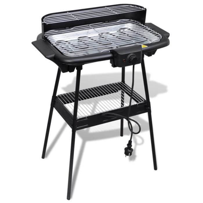 barbecue electrique 600w