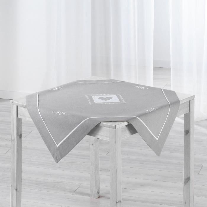 chemin de table carre achat vente chemin de table carre pas cher black friday le 24 11. Black Bedroom Furniture Sets. Home Design Ideas