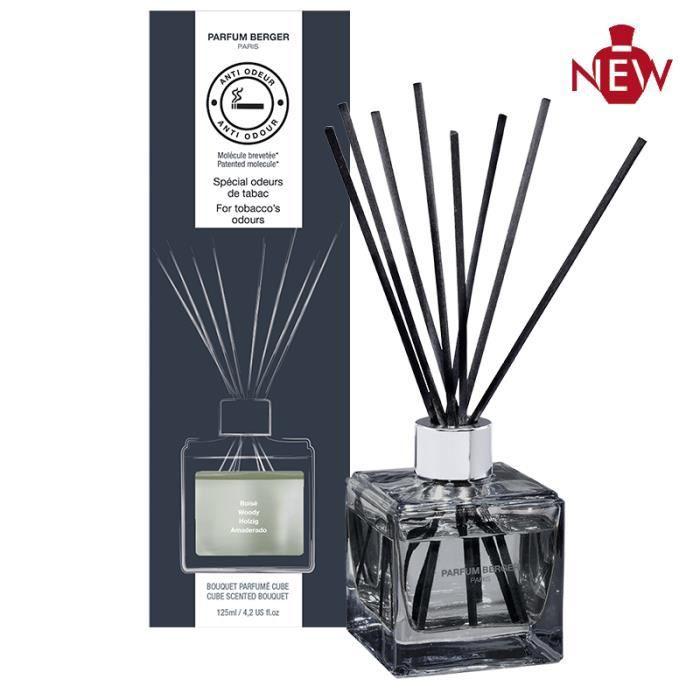 Cube De Bouquet Anti Les Odeurs De Tabac De Parfum De Lampe Berger