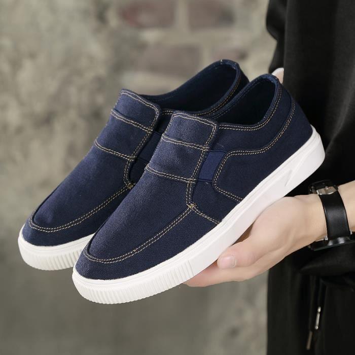 Chaussures pois jeunes/Chaussures de sport pour hommes /Pied chaussures de conduite/Respirants chaussures d'Angleterre… NGzPjEsq
