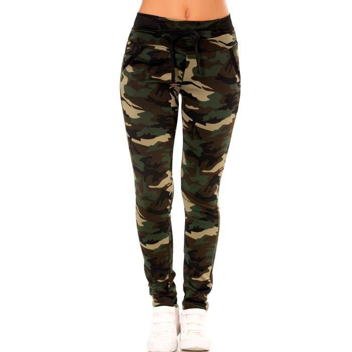 Pantalon militaire femme achat vente pantalon militaire femme pas cher cdiscount - Pantalon treillis pas cher ...