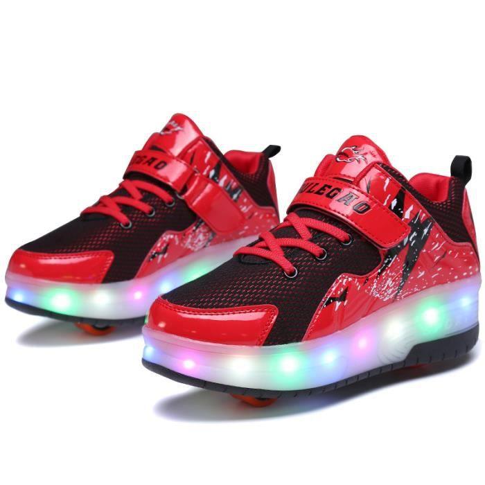 ESPADRILLE ,Chaussures de patin à roulettes,chaussures noires de garçons, chaussures roses de filles, été de printemps et