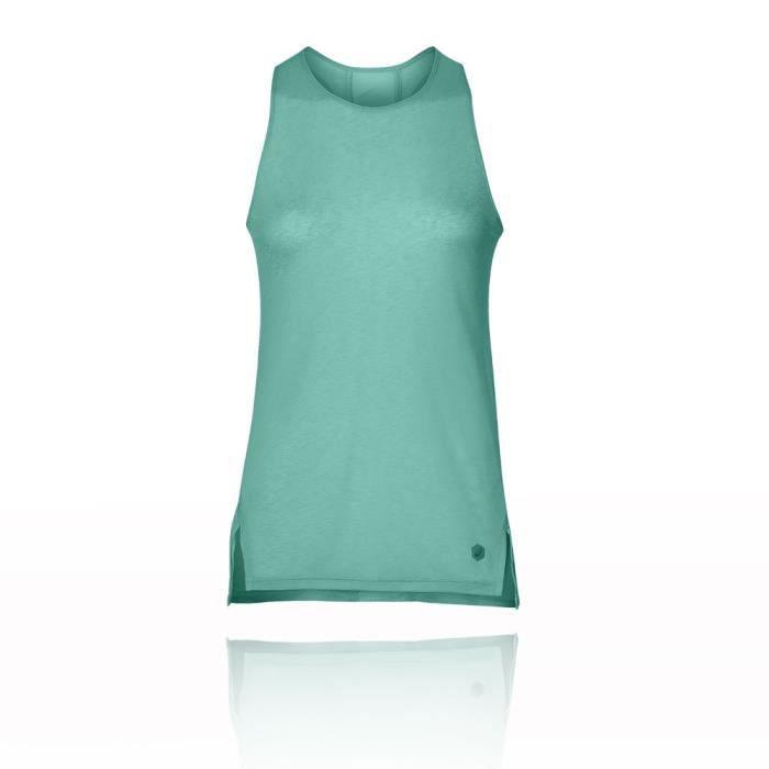 Asics Femmes Cool Débardeur Jogging Sports Respirable