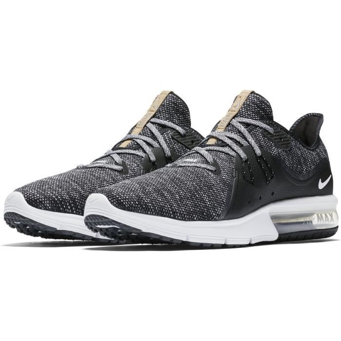 NIKE Air Max Sequent 3 Hommes Chaussures de course 1CJ7AD Taille 42 1 2