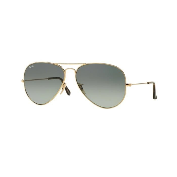 Lunettes de soleil Ray-Ban HommeAVIATOR LARGE METAL RB3025 181/71 Or62 x 54,2