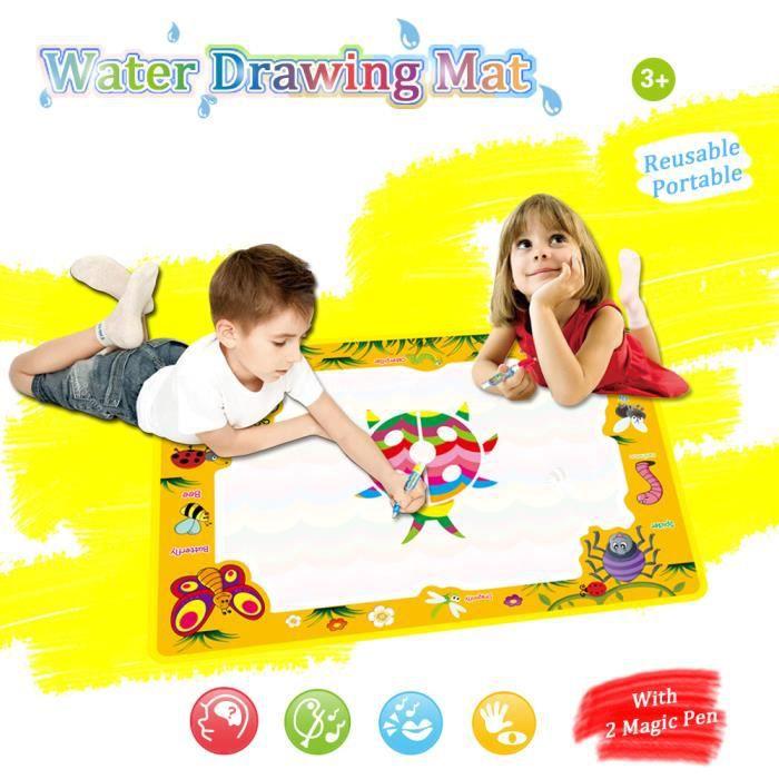 2345 1 Aqua Doodle Eau Tapis De Dessin Peinture Voyage Planche Avec
