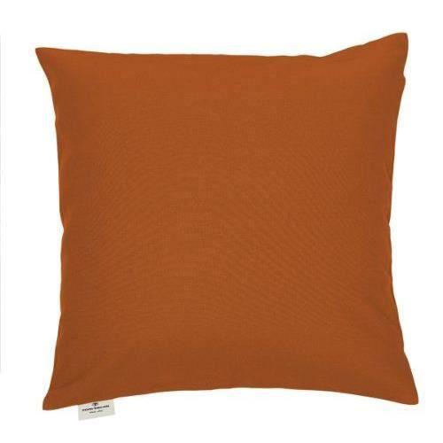 housse de coussin orange 40 x 40 - achat / vente housse de coussin