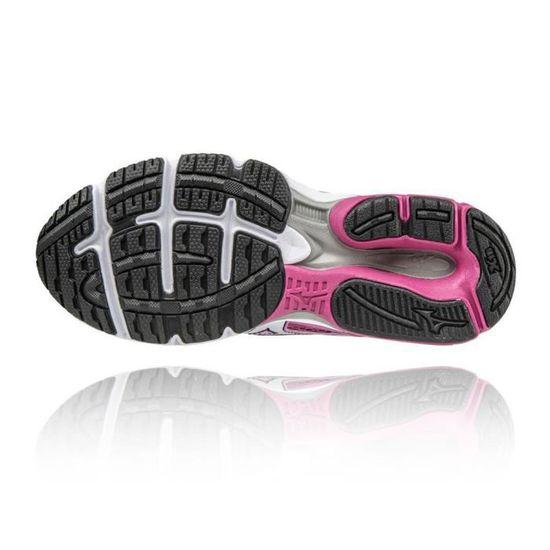 meet 3b7fa 3baef Mizuno Femmes Wave Legend 4 Chaussures De Running - Prix pas cher -  Cdiscount