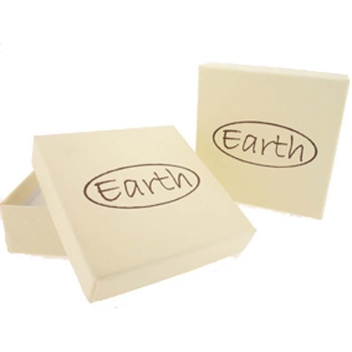 Earth Ee13gasw - Boucles Doreille Femme - Argent 925-1000 1.0 Gr - Aventurine-cristal Swarovski X9YE9
