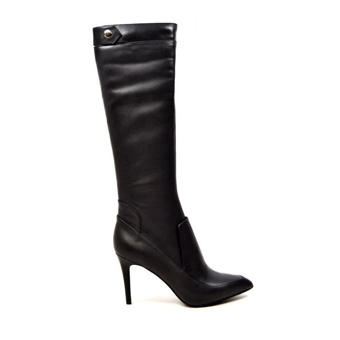 Slim Collection Lily Leather Boots CYNXN Taille-37