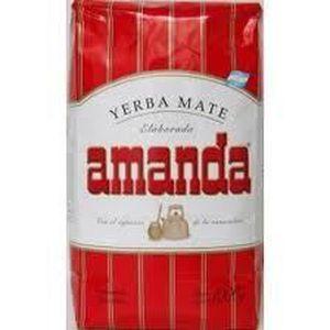COMPLÉMENT MINCEUR Yerba Mate Amanda