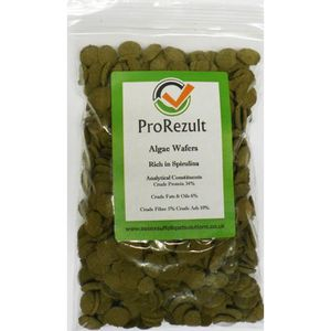 AQUARIUM Algues Comprimés Wafer Avec 6% de contenu spirulin