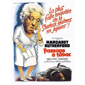 AFFICHE - POSTER PASSAGE A TABAC reproduction affiche de cinéma en