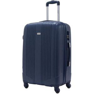 """VALISE - BAGAGE Valise taille moyenne 65cm - Alistair """"Airo"""" - Abs"""