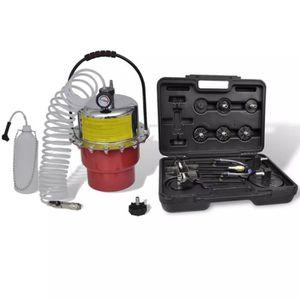 COFFRET OUTILLAGE Set d'outils pour le purgeur pneumatique à pressio