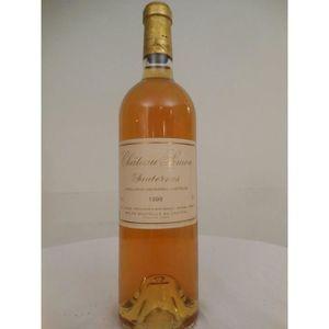 VIN BLANC sauternes château simon liquoreux 1998 - bordeaux