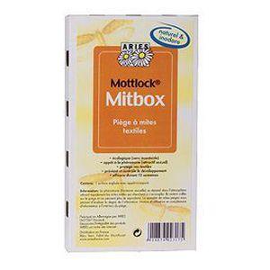 PIÈGE NUISIBLE MAISON Recharges pour piège anti-mites textiles mitbox AR